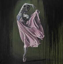 dancer, Black Abbey Studios, art, Orlando, Artist, Dance, Ballet