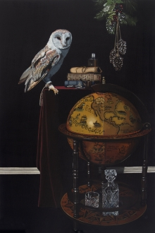 The Traveler - Original Painting