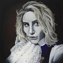 Prince, Vampire, Self Portrait, Lestat